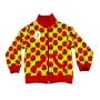 Куртка, для девочки, футер.хлопок 100%,рост 92-98-104-110-116